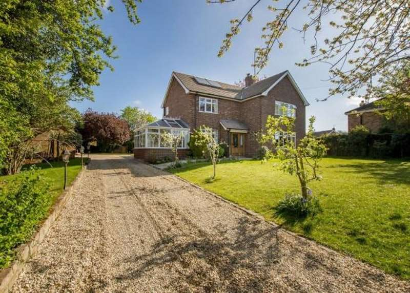 3 Bedrooms Detached House for sale in New Street, Elsham, Lincolnshire, DN20