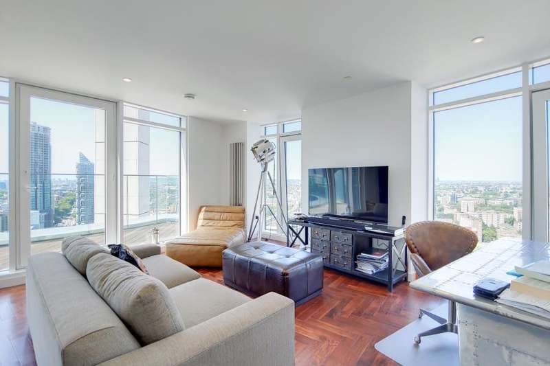 2 Bedrooms Flat for sale in Eagle Point, London EC1