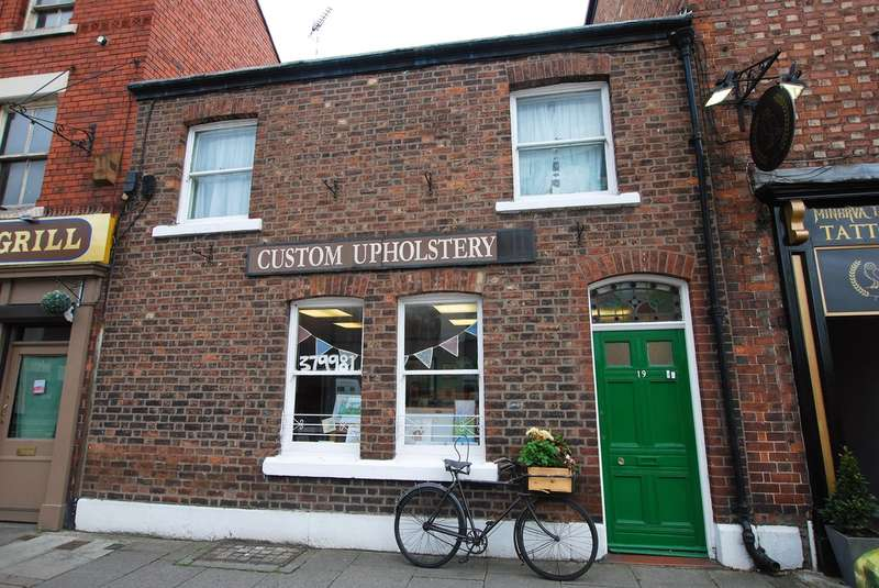 2 Bedrooms Detached House for sale in Upper Northgate Street, Chester, Cheshire