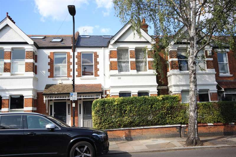 2 Bedrooms Flat for sale in Grasmere Avenue, London