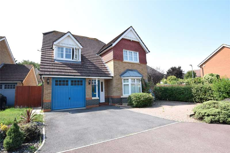 4 Bedrooms Detached House for sale in Russell Close, Bracknell, Berkshire, RG12