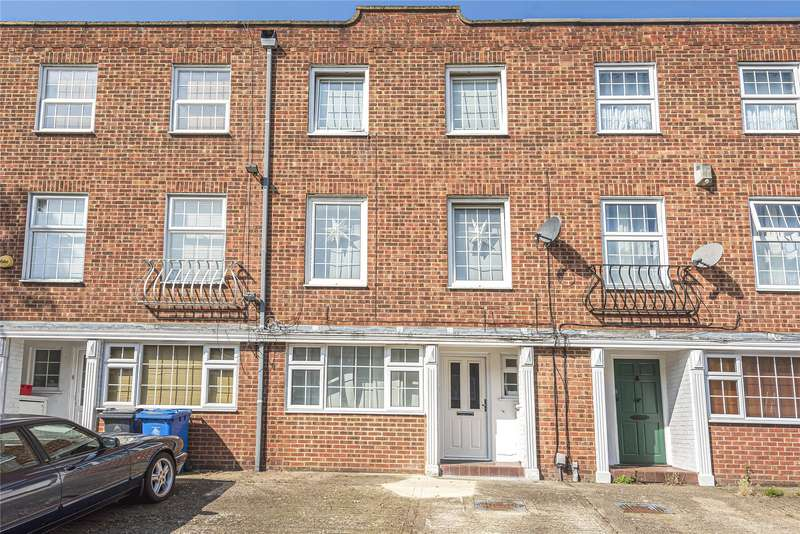 4 Bedrooms Terraced House for sale in Wayside Mews, Maidenhead, Berkshire, SL6