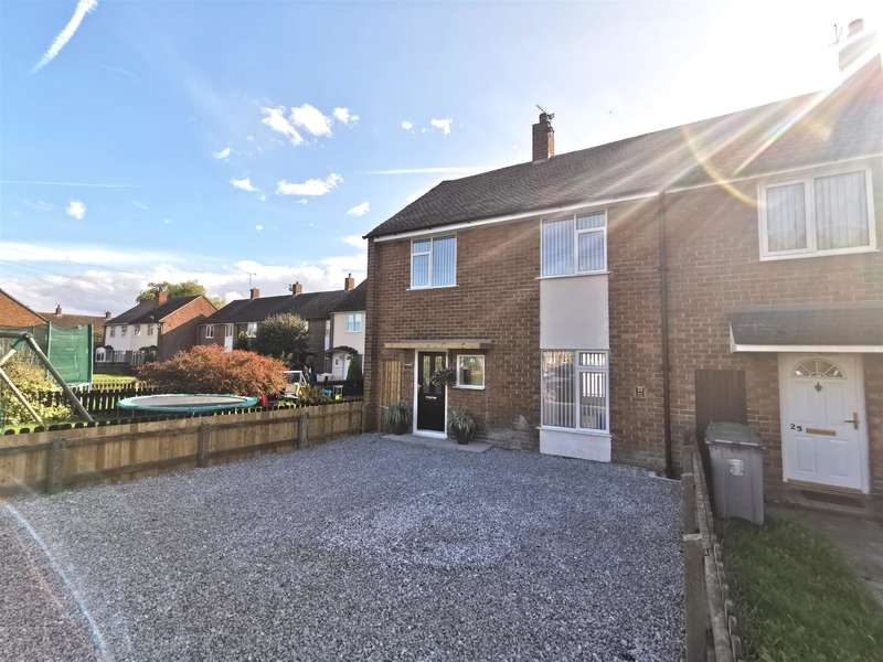 3 Bedrooms Semi Detached House for sale in Drake Road, Leasowe, Wirral, CH46 2QS