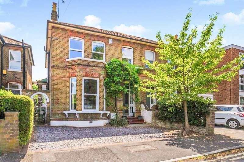4 Bedrooms Semi Detached House for sale in Hinton Road, Wallington, Surrey, SM6