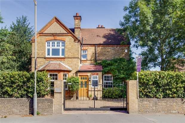 3 Bedrooms Detached House for sale in High Street, Iver Village, Buckinghamshire