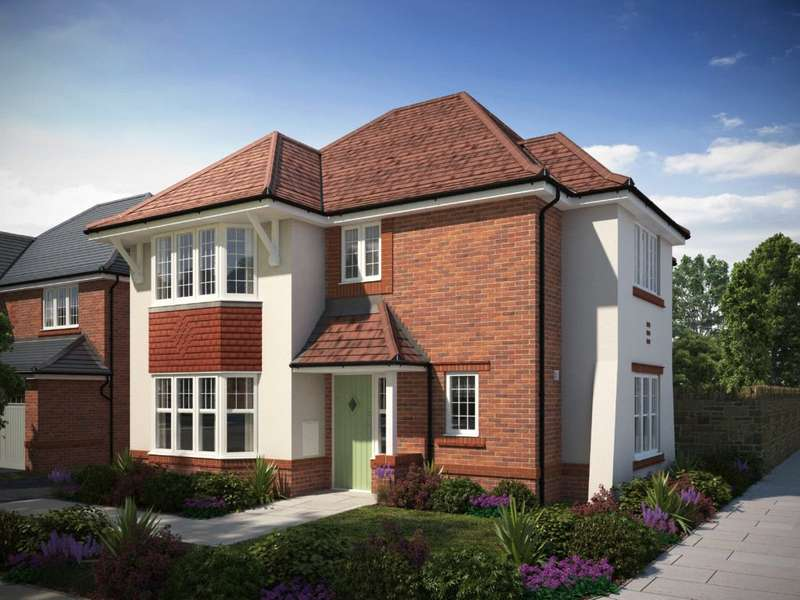 4 Bedrooms Detached House for sale in Moss Lea Park, Moss Lea, Bolton, BL1