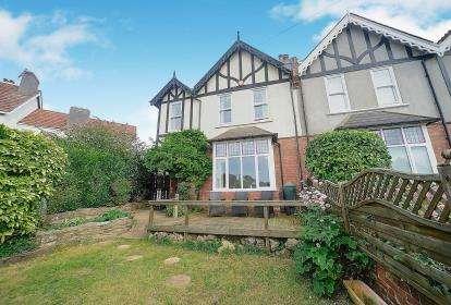 5 Bedrooms Semi Detached House for sale in Torquay, Devon