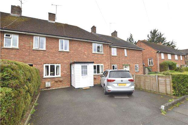 4 Bedrooms Terraced House for sale in Cotswold Road, CHELTENHAM, Gloucestershire, GL52 5EL