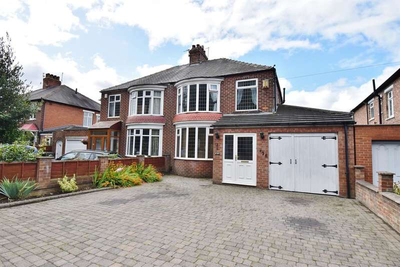 3 Bedrooms Semi Detached House for sale in Acklam Road, Acklam, Middlesbrough, TS5 8BB