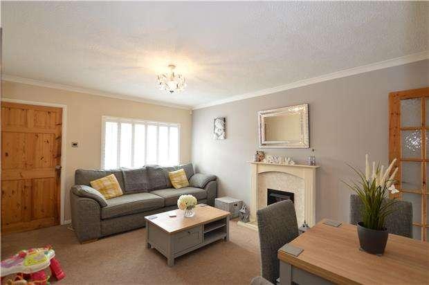 2 Bedrooms Terraced House for sale in Longs Drive, Yate, BRISTOL, BS37 5XR
