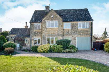 4 Bedrooms Detached House for sale in Church Street, Weston Subedge, Chipping Campden, Gloucestershire