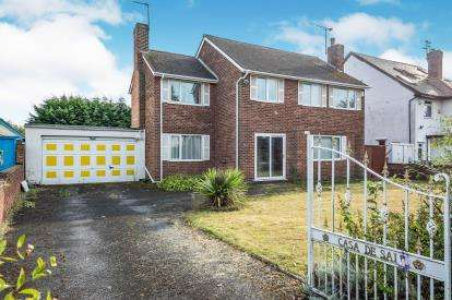 5 Bedrooms Detached House for sale in Ryder Crescent, Southport, Merseyside, PR8