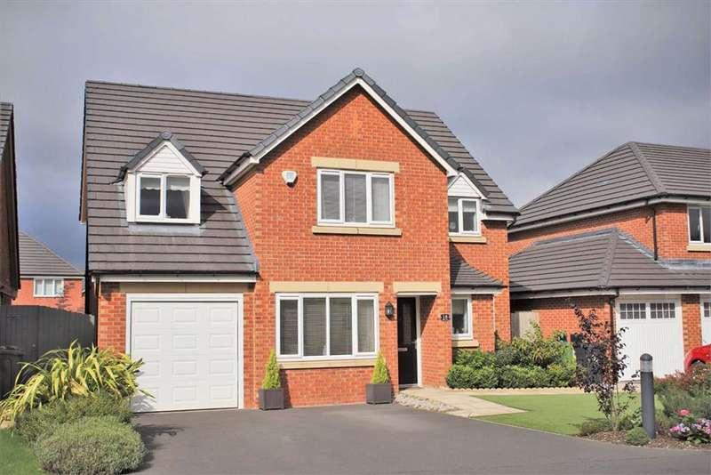 5 Bedrooms Detached House for sale in Duckworth Avenue, Wrea Green