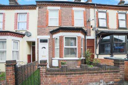 3 Bedrooms Terraced House for sale in Dallow Road, Luton, Bedfordshire, England