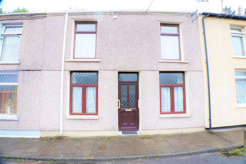 3 Bedrooms Terraced House for sale in Churchfield Row, Pentre