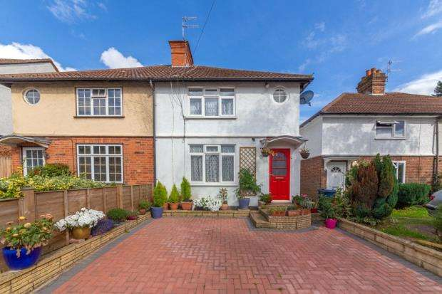 3 Bedrooms Semi Detached House for sale in Bowerdean Road, High Wycombe, Buckinghamshire