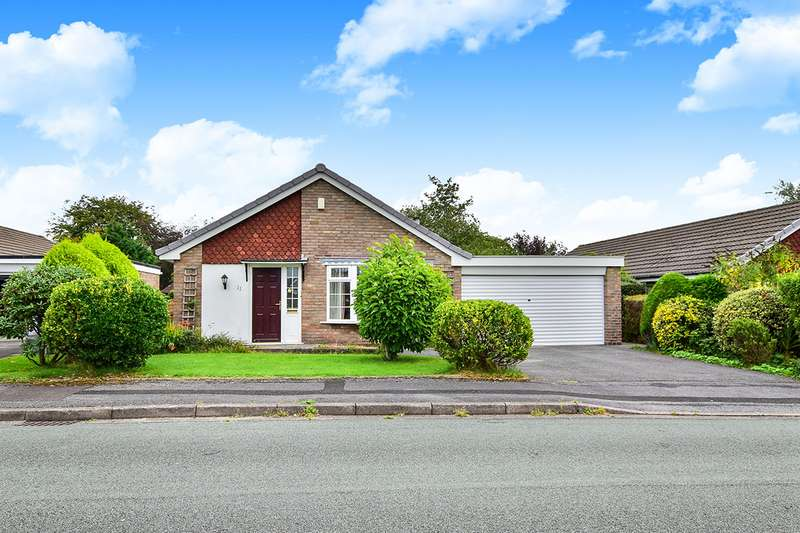 3 Bedrooms Detached Bungalow for sale in Peterborough Close, Macclesfield, Cheshire, SK10