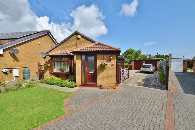 3 Bedrooms Bungalow for sale in Connaught Drive, Chapel St Leonards, PE24
