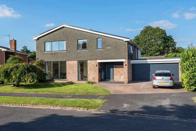 5 Bedrooms Detached House for sale in Pittville, Cheltenham