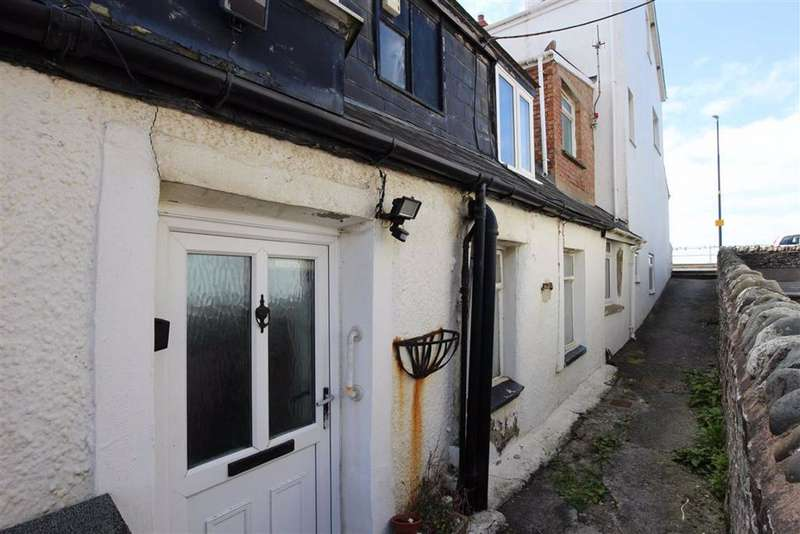2 Bedrooms Cottage House for sale in BORTH, Ceredigion, Borth