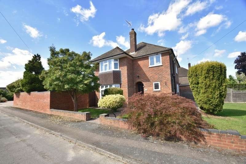 3 Bedrooms Detached House for sale in Berkeley Avenue, Chesham, HP5
