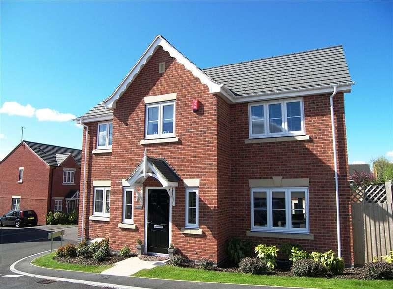4 Bedrooms Detached House for sale in Dalton Road, Belper, Derbyshire, DE56