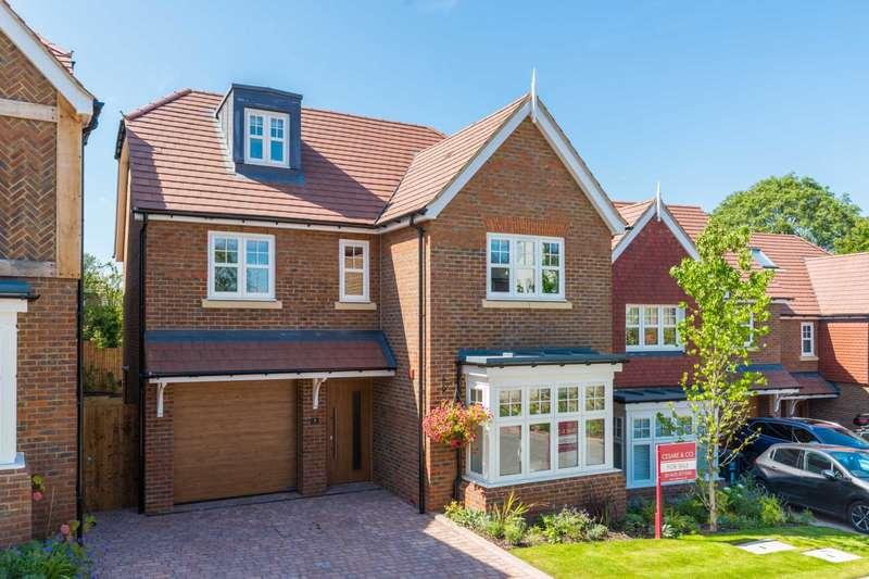 4 Bedrooms Detached House for sale in 5 Ridgeway Gardens, Grove Road