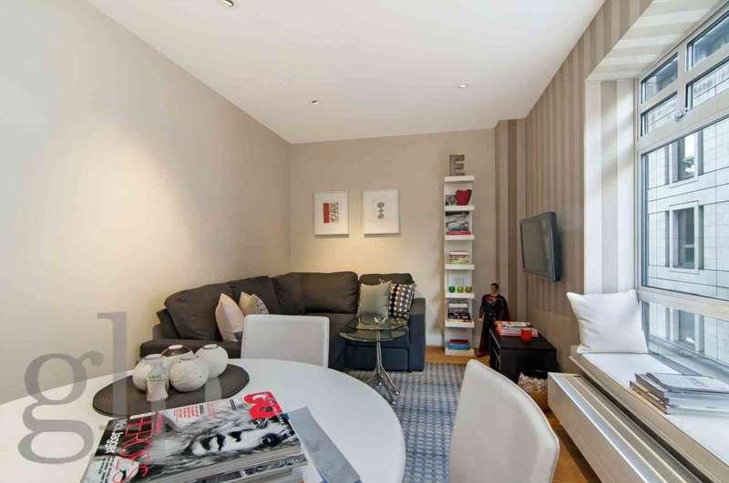 1 Bedroom Flat for sale in Upper John Street, Soho, W1F