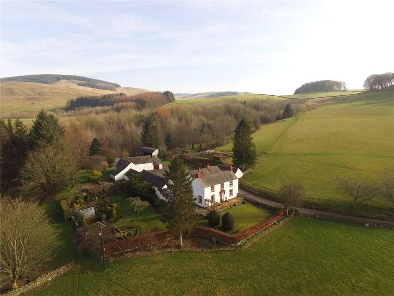 4 Bedrooms Farm Commercial for sale in Woodhead Farm, Moffat, Dumfries and Galloway, DG10
