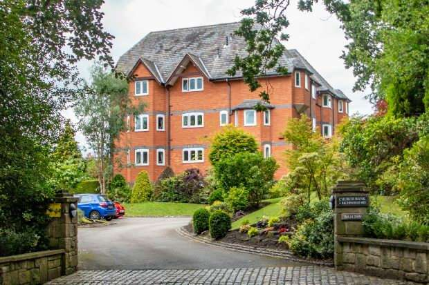 2 Bedrooms Apartment Flat for sale in Church Bank, Richmond Road, Bowdon