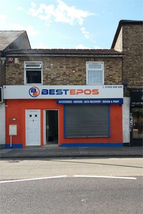 Commercial Property for rent in High Street, Cheshunt, Waltham Cross, Hertfordshire