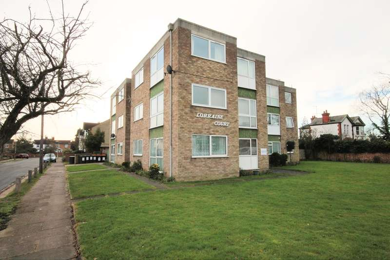 2 Bedrooms Flat for rent in Lorraine Court, Grange Road, Bedford, MK41