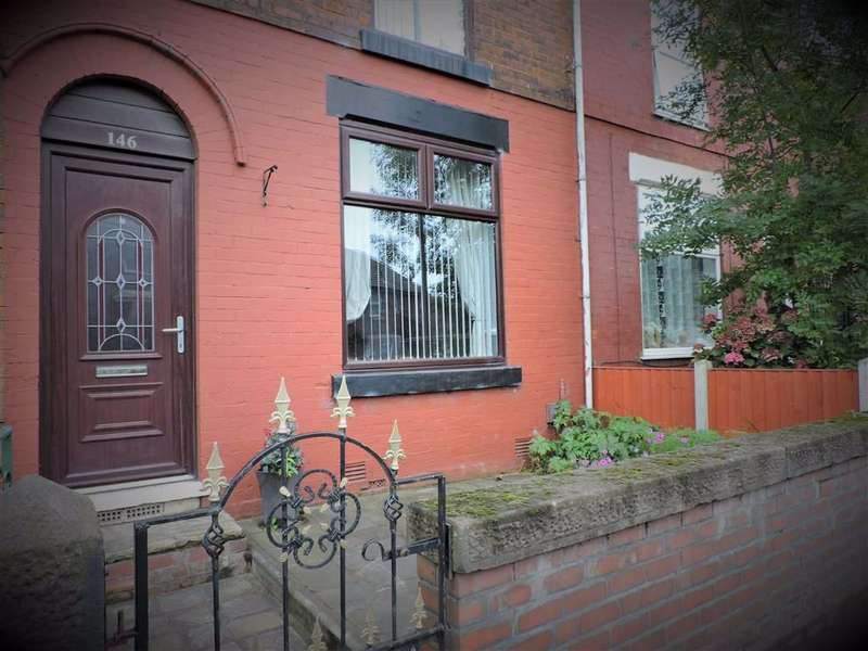 2 Bedrooms Terraced House for sale in Broom Lane, Manchester