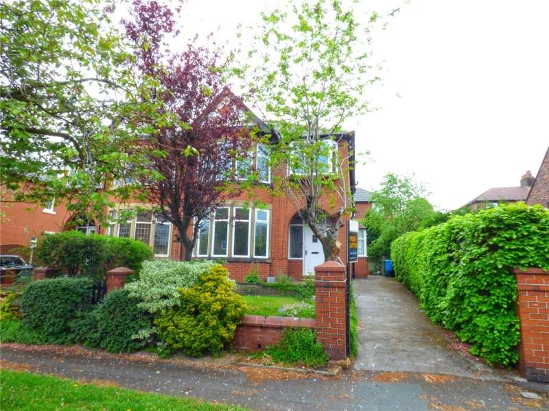 3 Bedrooms Semi Detached House for sale in 23 Middlegate, Garden Suburb, Oldham, Lancashire