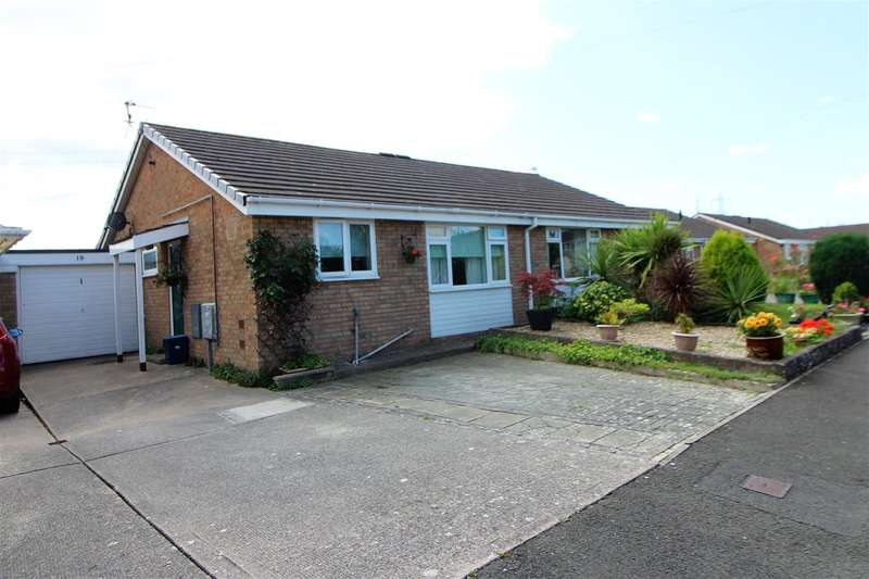 2 Bedrooms Bungalow for sale in Osprey Drive, Caldicot