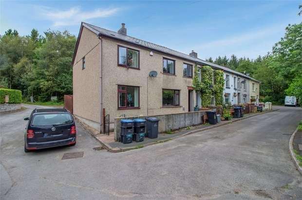 4 Bedrooms End Of Terrace House for sale in Coalbrook Vale, Nantyglo, Ebbw Vale, Blaenau Gwent