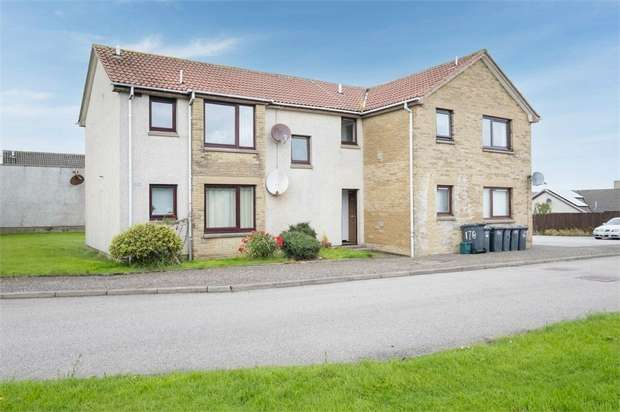 1 Bedroom Flat for sale in 19 Geary Place, Peterhead, Aberdeenshire