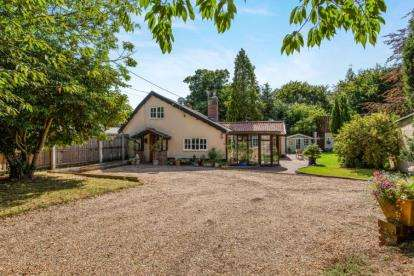 3 Bedrooms Detached House for sale in Brockford, Stowmarket, Suffolk