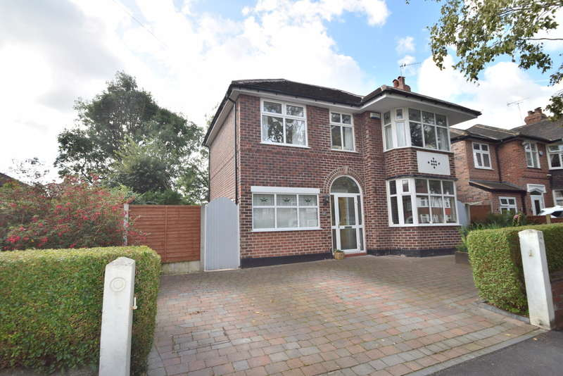 4 Bedrooms Detached House for sale in Highcrest Avenue, Gatley