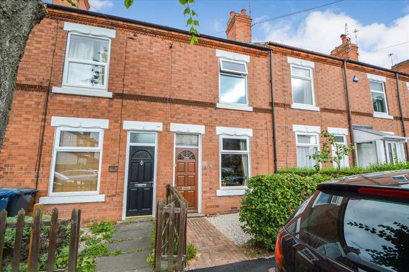 3 Bedrooms Terraced House for sale in Exchange Road, West Bridgford, Nottingham