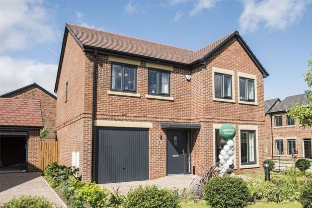 4 Bedrooms Detached House for sale in *THE SANDBURN PLOT 3 STAR PLOT*, Salters Lane, Sedgefield, Durham