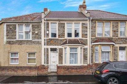 2 Bedrooms Terraced House for sale in Hillside Road, St George, Bristol