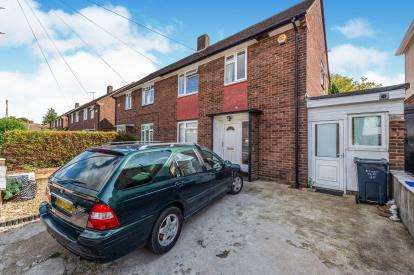 3 Bedrooms Semi Detached House for sale in Wickstead Avenue, Luton, Bedfordshire