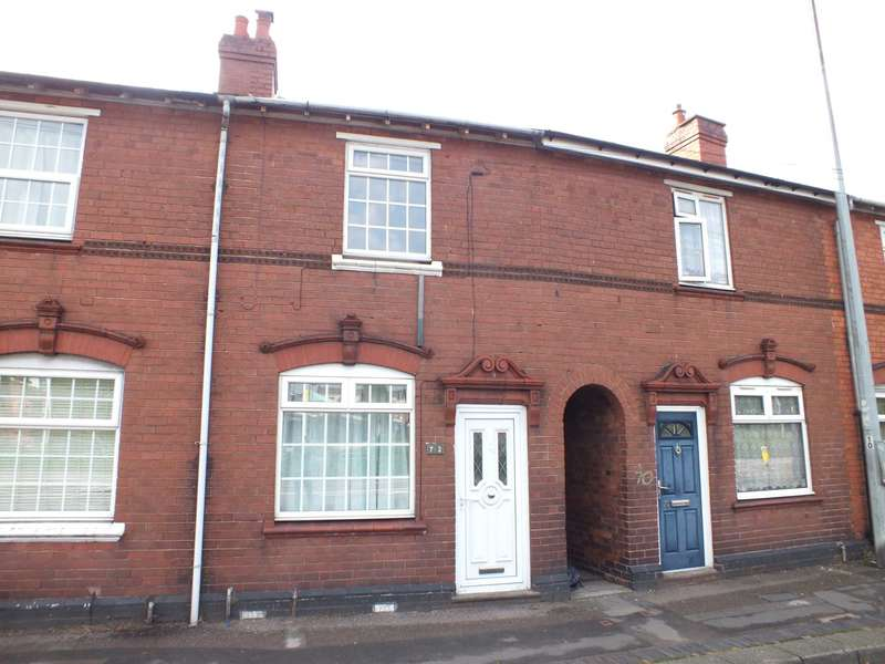 2 Bedrooms Terraced House for sale in Lower Queen Street, Sutton Coldfield