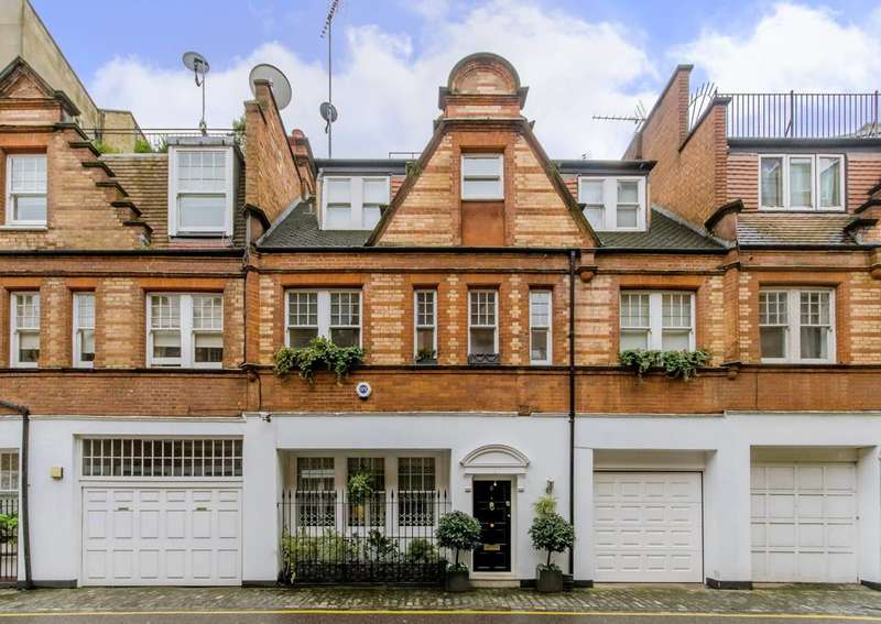 3 Bedrooms Mews House for sale in Holbein Mews, Belgravia, SW1W