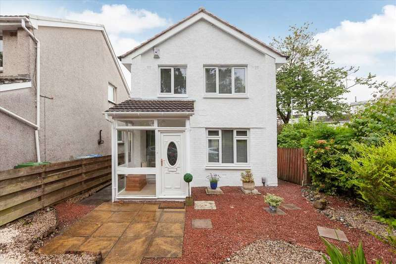 3 Bedrooms Detached House for sale in Forth Crescent, Mossneuk, EAST KILBRIDE