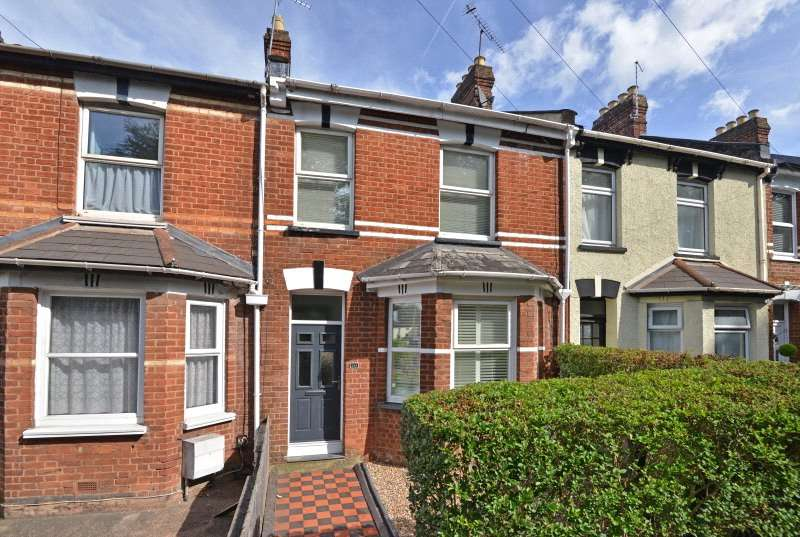 4 Bedrooms Terraced House for sale in Heavitree, Exeter