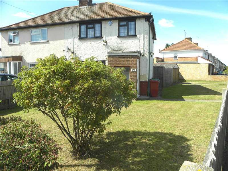 3 Bedrooms End Of Terrace House for sale in Beresford Avenue, Slough