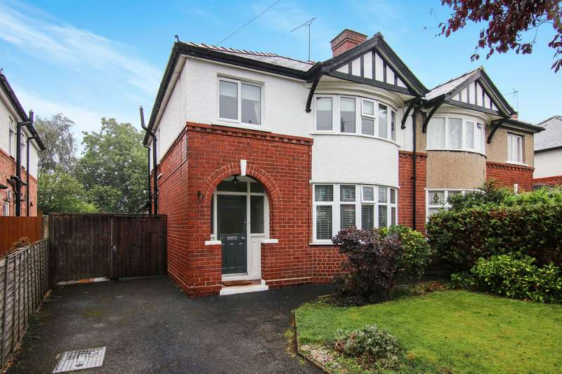 3 Bedrooms Semi Detached House for rent in Lache Park Avenue, Chester