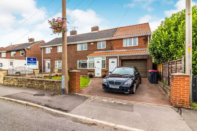 5 Bedrooms Semi Detached House for sale in Vale Road, Thrybergh, Rotherham, South Yorkshire, S65